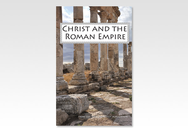 Christ and the Roman Empire FTcover