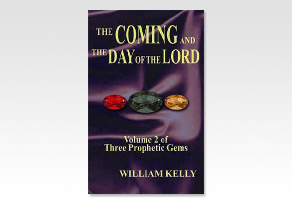 Comming and day of the Lord