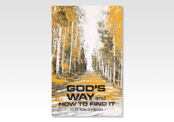 God s Way and How to find It CHM 1341