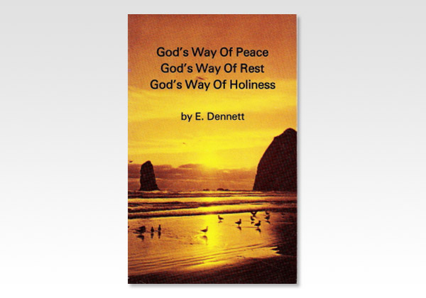 Gods way of Peace rest ED