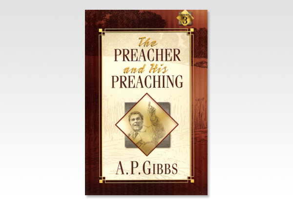 Preacher and his preaching the APG
