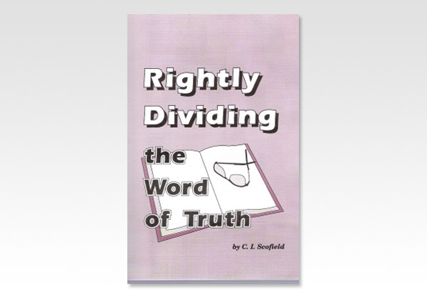 Rightly dividing the word of truth cis