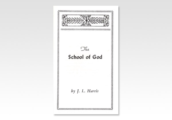 School of God JLH 709
