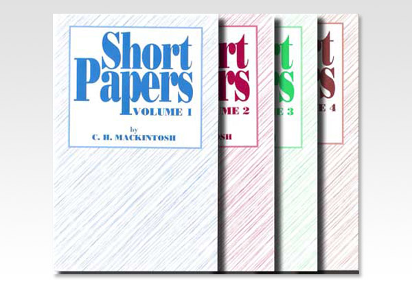 Short Papers 4 Vol