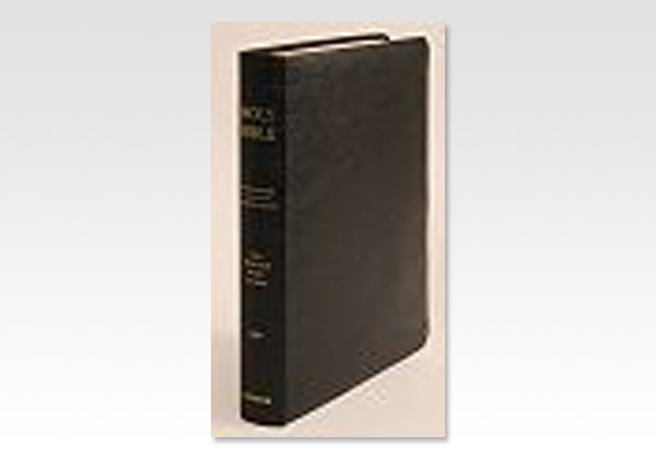 Old Scofield® Study Bible, KJV, Large Print - Genuine Leather