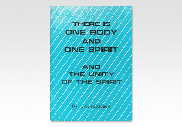 There is one Body and Spirit FGP 1116