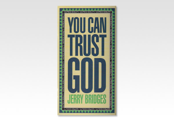 You can trust God JB 3487