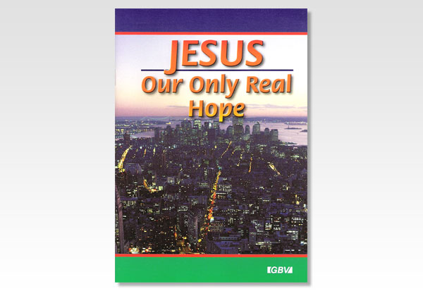 jesus our only real hope_u57