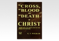 Cross Blood and Death of Christ 9550N