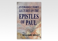 Intro lectures on Epistles of Paul cover