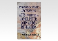 Intro lectures on the Acts Epistles Revelation Cover