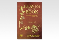 Leaves from the Book 3 9541N