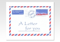Letter for you
