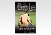 bible questions and answers on 12 HPB