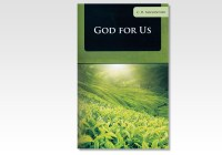 God for Us CHM 632